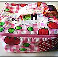 Lunch box pour le boulo !