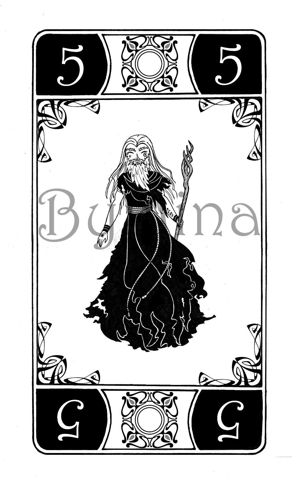 05.Le Druide