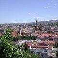 Roumanie, Cluj Napoca, depuis le Belvedere