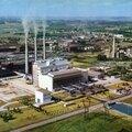 Beautor (Aisne), centrale EDF