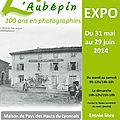 Exposition « 100 ans en photographies dans les Hauts du Lyonnais : <b>Larajasse</b> »