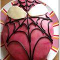 <b>Gâteau</b> <b>Spiderman</b>