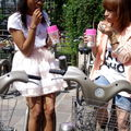 Violette & fraise tagada...