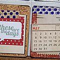 Project life ... le mois de mai
