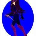 <b>LAURE</b> SELINA GIRAUD - Thème : Les super héros
