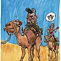 Dans Z-minus de Juin, la traversée du désert ...