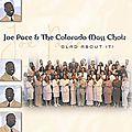 DISC : Glad about it [2001] 12t -<b>PACE</b> Joe