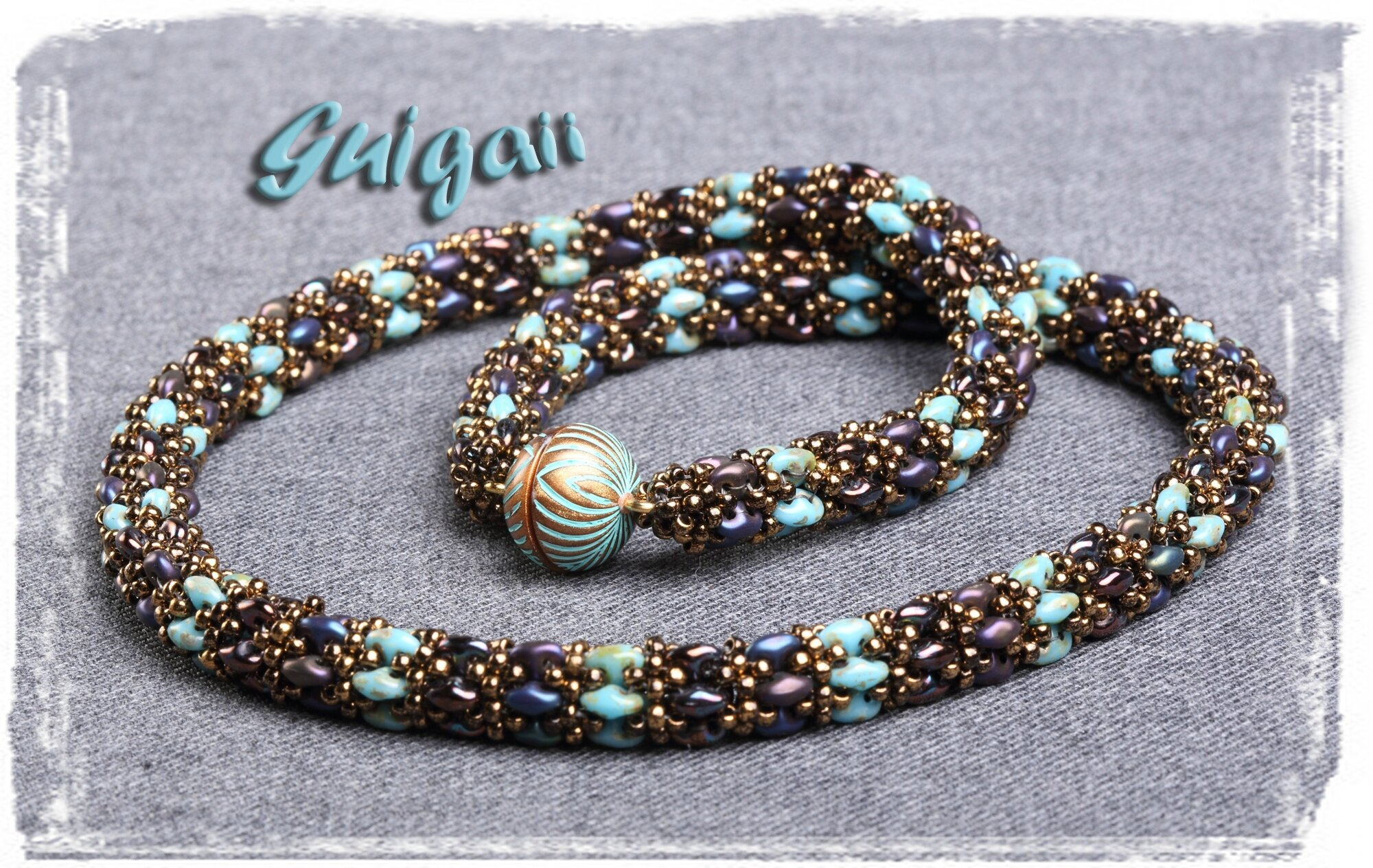 Collier Daydreamer rope1