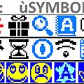 RSX: Des symboles XXL