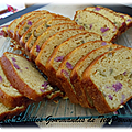 Cake salé : lardons, olives vertes et gruyère