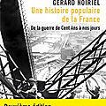 <b>Noiriel</b>, Postface 2019 en ligne