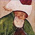 Rumi et le retournement du regard
