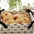 De bons beignets aux pommes....