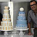 wedding cake nina
