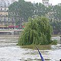 Intermède - crue de la seine