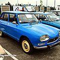Citroen Ami 8 berline de 1975 (Rencontre de véhicules anciens à Achenheim 2013) 01