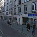 La rue Fau