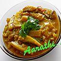 Aratikaya Pulusu - Hyderabad <b>Plantain</b> Curry
