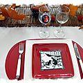 Table Petit chaperon rouge 026