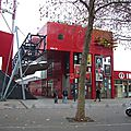 parc de la villette paris