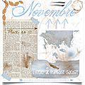 November -:-