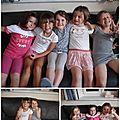 Mon équipe de filles !
