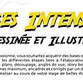 Stage <b>Bande</b> <b>dessinée</b> - Illustration