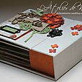 Mini Album et son coffret - Pure Lorelaïl Design 9