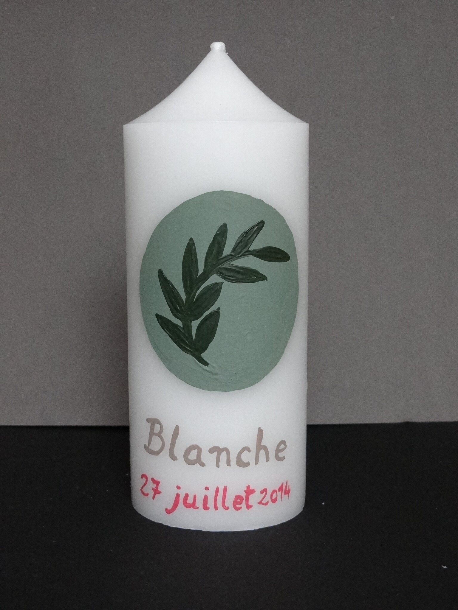 cierge Blanche