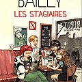 Les stagiaires, de Samantha Bailly
