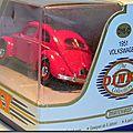 DY-06-C VW Cox 1951 Rouge B