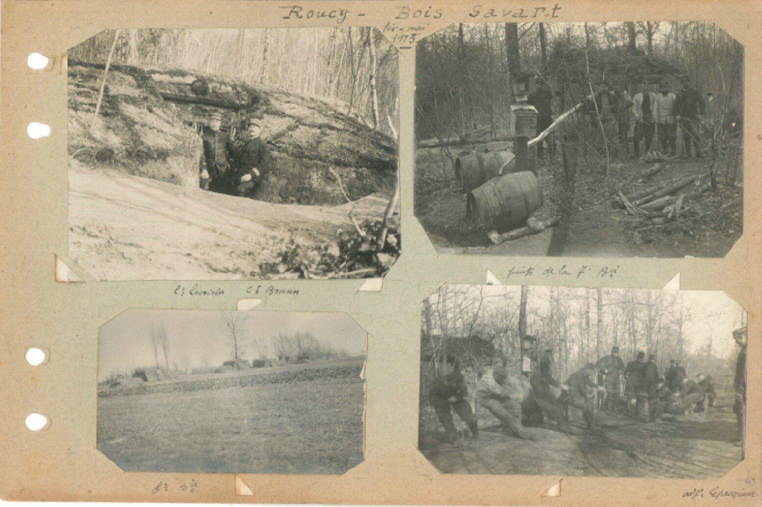 p.049 - Front de l'Aisne (13 septembre 1914 – 22 mai 1915)