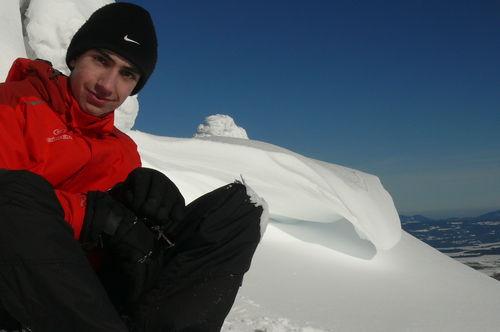 2008 12 08 Photo prisent au Mont Mézenc (105)