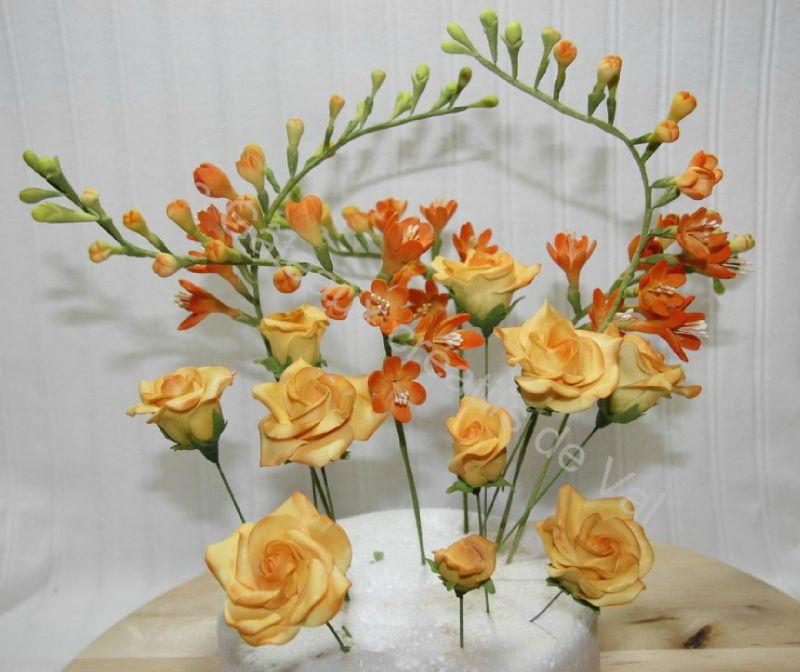 roses jaunes 010