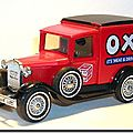 Ford Model A Oxo Cube 1