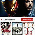 Application iTunes Playvod : découvrez une liste de <b>films</b> d'aventure qui vous plairont