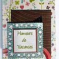 01 - HUMEURS DE VACANCES, Christiane
