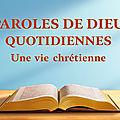 La <b>parole</b> de <b>Dieu</b> du jour | « Comment suivre la voie de Pierre » | Extrait 567