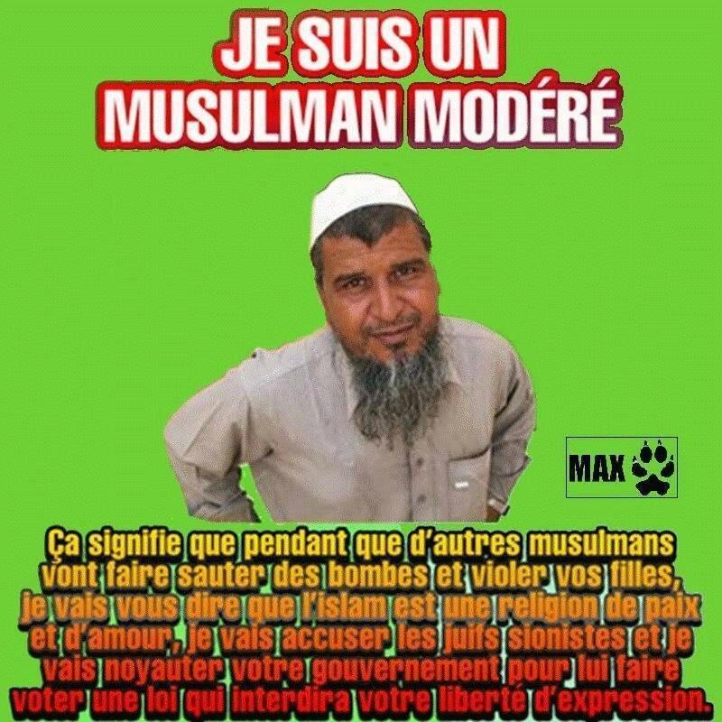 islam islam modere humour