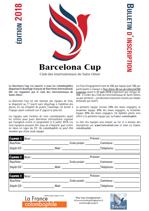 Barcelona Cup