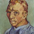 Van Gogh - Autoportrait 2 - 1888