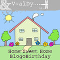 Happy blogobirthday to you vidgie !