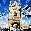 Le Tower Bridge - Londres
