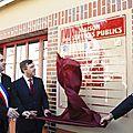 La Maison des Services Publics inaugurée à Nogent-le-Roi
