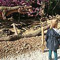 Dinozoore 2: les dinosaures débarquent au zoo de thoiry