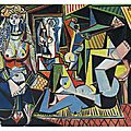 Picasso masterpiece becomes the most valuable work ever sold <b>at</b> auction: $179,365,000