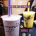 Bubble Tea : Le thé qui rafraîchit ~ Starbucks façon Taiwan !
