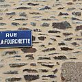 Ille et Vilaine - Fougères