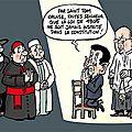 Sarkozy s'inquiète de l'entrée de la <b>loi</b> de <b>1905</b> dans la constitution