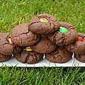Cookies chocolat de Magali